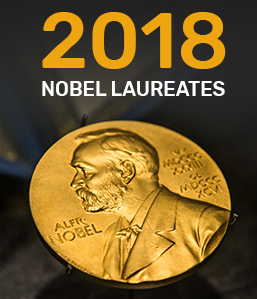 Nobel Prize Laureates of 2018