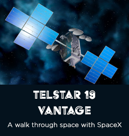 Telstar 19 Vantage – A walk through Space