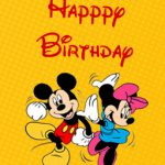 Celebrating 90 golden years of Mickey & Minnie Mouse!