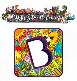 BYJU'S Doodle Contest : Yey…we have a Winner!!!