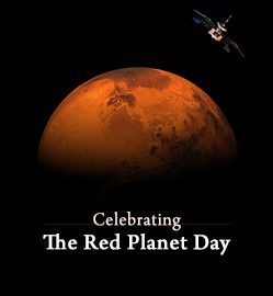 To Mars and Back: Celebrating the Red Planet Day!