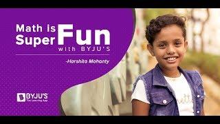 BYJU'S Story - Harshita | Class 4 | Mumbai