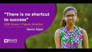 My BYJU'S Story- Teena | Class 11| Satara