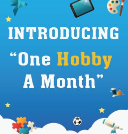 Start your next creative adventure with BYJU'S – 'One Hobby A Month'!