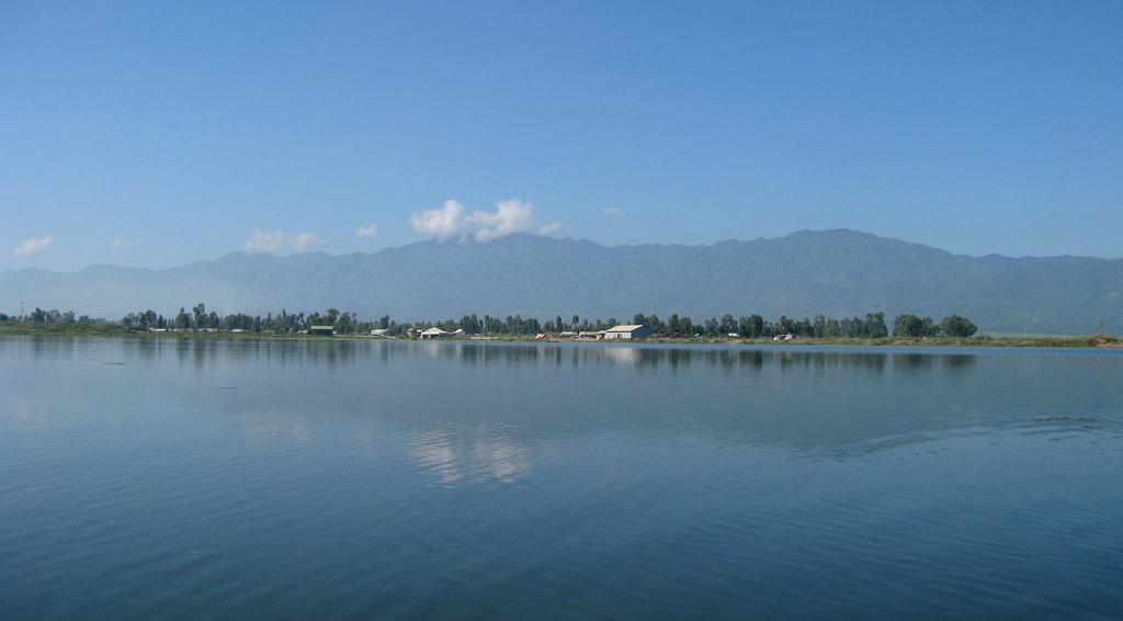 Loktak Lake , Manipur