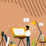 Let's go  behind the scenes and explore a creative career in architecture!