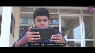 BYJU'S Story- Rohan | Class 8 | Kannur