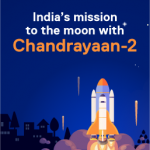 India's tryst with moon – Two lunar missions