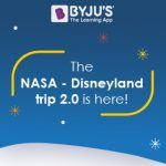 BYJU'S Teachers' Day special:  Win a trip to NASA and Disneyland !