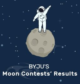 Congratulations Winners! Your mission to the moon has been a success