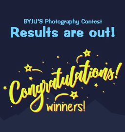World Photography Day – Meet the BYJU'S Photo Contest Winners!