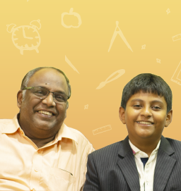 Here's how BYJU'S helped this father and son bond