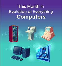 How Computers Evolved: A look at all the generations