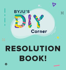 3 easy steps to make your own Resolution book