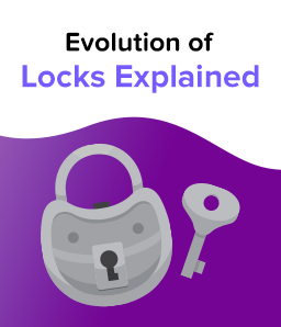 Here's how locks changed over the years