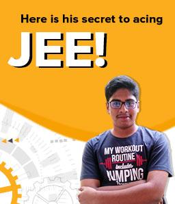 Meet BYJU'S Student Aniruddha – JEE Main 2020 Topper