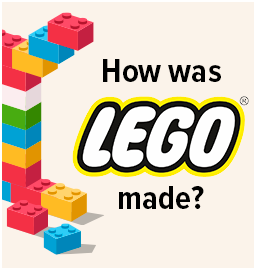 The Origin Story – How was LEGO made?
