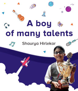 Jack of all trades, master of many – Shaurya Hirlekar