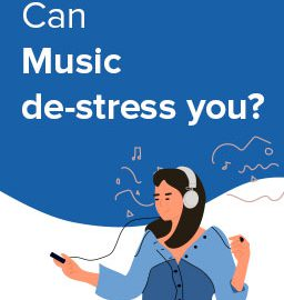 Relax! Cool it. Let the music do it