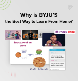 Why is BYJU'S the Best Way to Learn From Home?