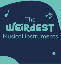 Weird But True: 5 Musical Instruments You've Never Heard Of