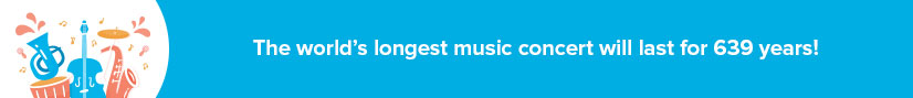 world's longest music concert