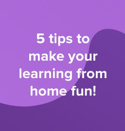 How to learn at home more effectively?