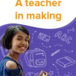 Shreya Sinha: A student on the journey to becoming a teacher