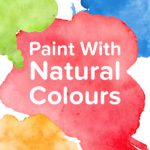 How to Make Natural Colours for Your Child
