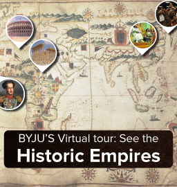 Travel back to time: Visit the Historic Empires