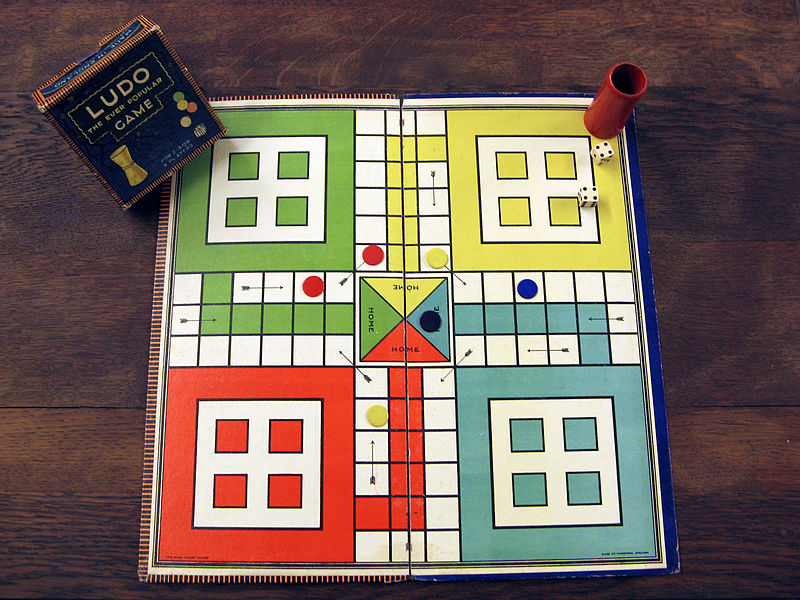The Original Ludo Game