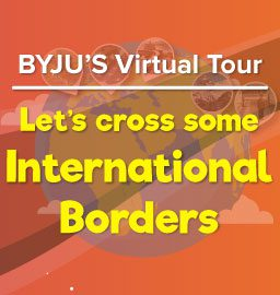 International Borders – Divided by Lines, United by Nature!