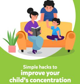 6 Easy Tips to Increase Your Child's Concentration