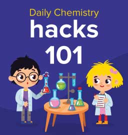 Explore the wonders of Chemistry in everyday life