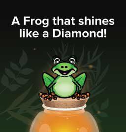 Shine on, You Croaky Diamond!