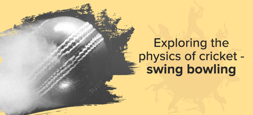 Exploring the physics of cricket - Swing bowling