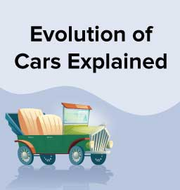 Driving Down The History Of Cars!