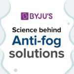 Understanding How Anti-Fog Glasses Works!