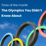What you did NOT know about the Olympics