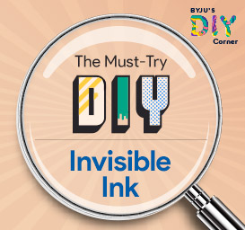 Become A Detective For A Day With The Invisible Ink DIY!