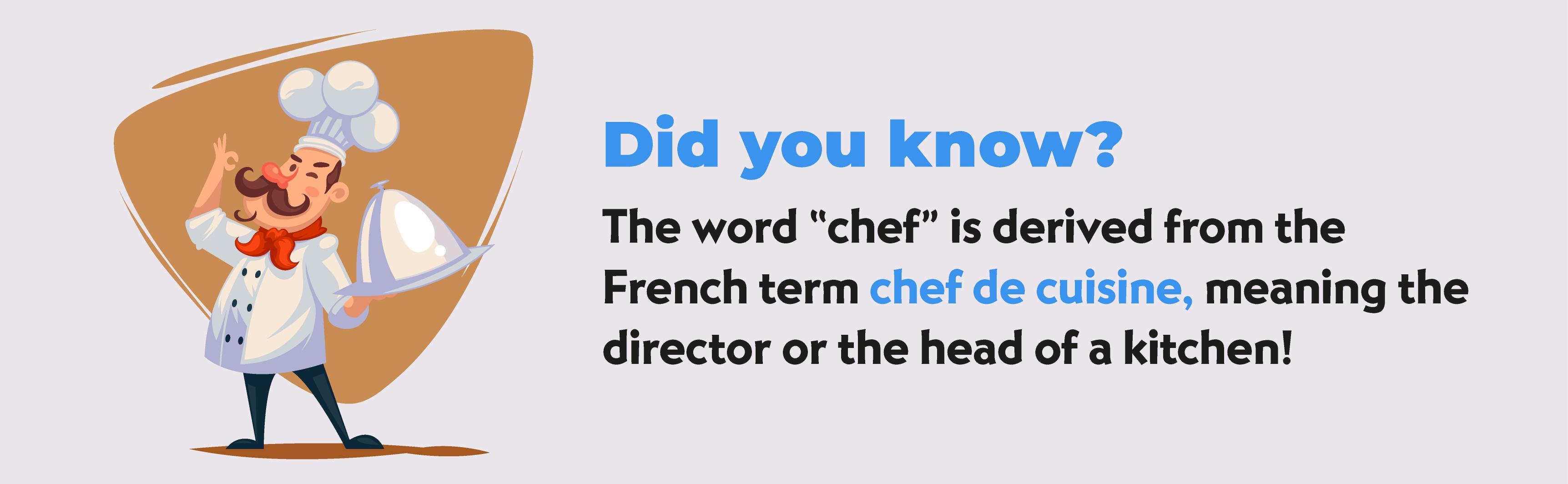 chef fact