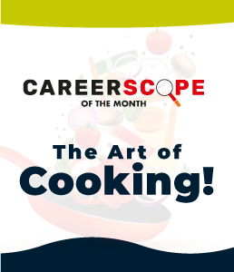 Passion + Creativity + Love for Food = Career as a Chef!