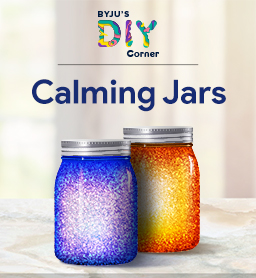 A DIY to calm the senses!