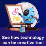 Do you have to be human to make art? How computers are taking over creativity!