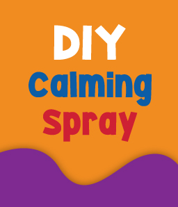 DIY calming spray