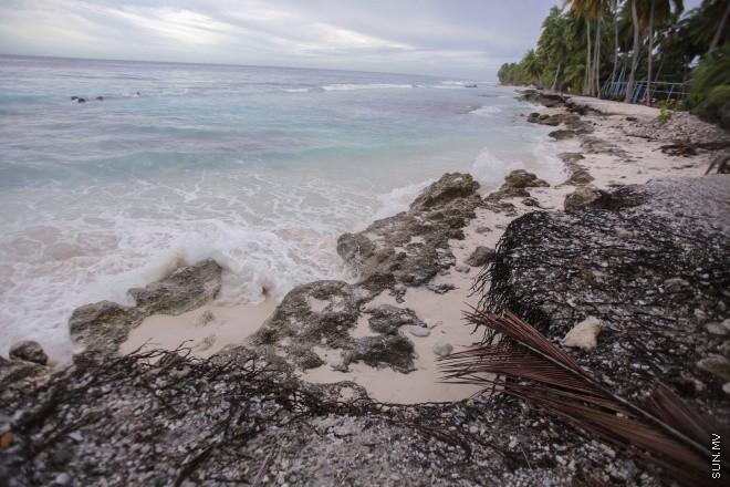 Loan of USD 11 million to protect Fuvahmulah beach