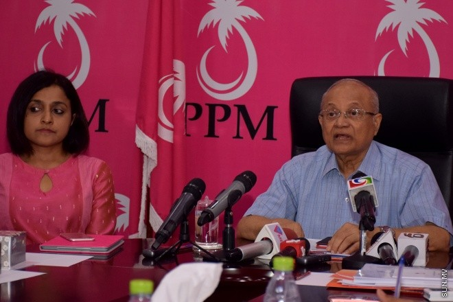 Dhunya makes first appeal for father Maumoon's release