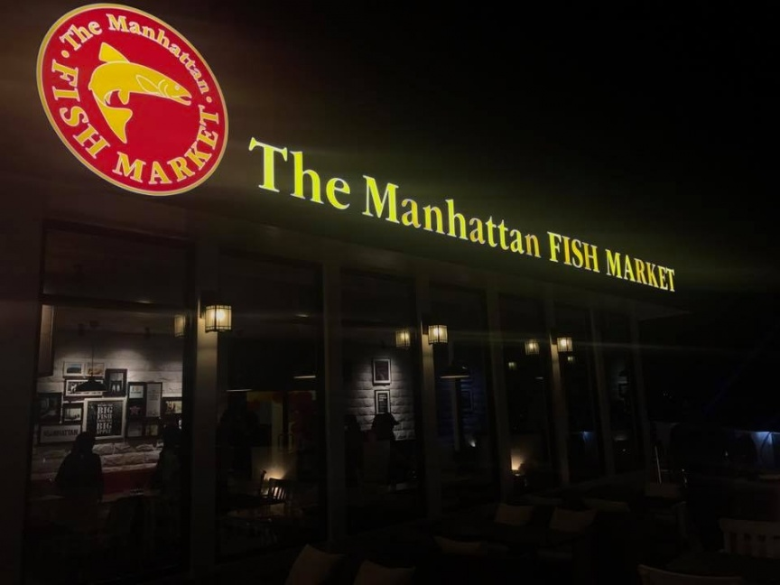 The Manhattan FISH MARKET opens in Hulhumale'