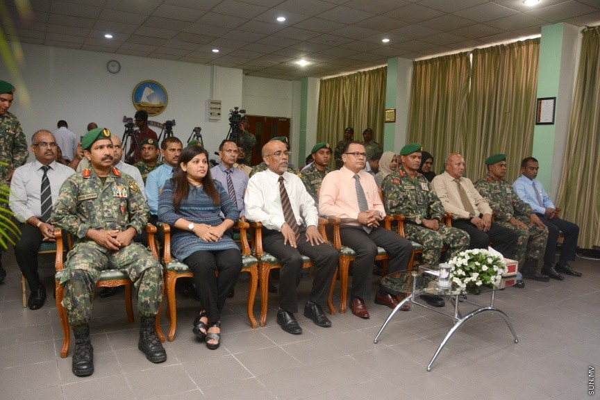 AMIN contracted to build fire station in Hulhumeedhoo