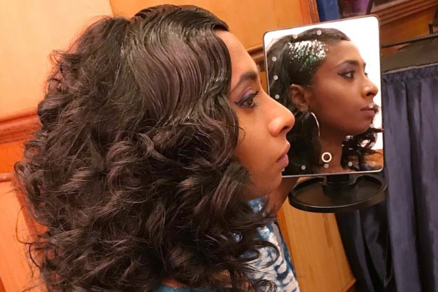 Makeup class with Eem offers opportunity to showcase talent at popular fashion week